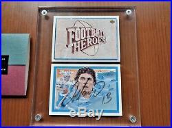 1992 Upper Deck UD Dan Marino Football Heroes Auto Autograph Signed Signature