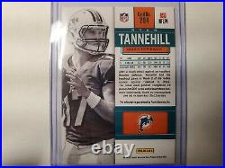 2012 Panini Contenders RYAN TANNEHILL Autograph RC Rookie Ticket Auto Variant SP