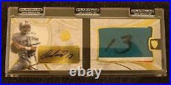 2013 Topps Supreme Dan Marino HOF Autograph/Logo Patch Booklet 1/1