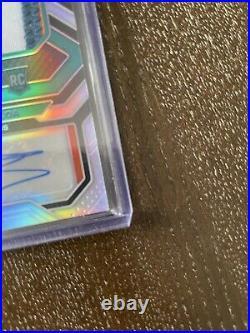 2020 Prizm Tua Tagovailoa RPA. Rookie Card. Autograph 3 Color Patch. 57/99