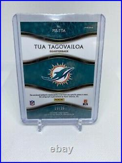 2020 Select Tua Tagovailoa Tie Dye RPA #05/25 MINT
