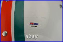 Bob Griese SIGNED Dolphins F/S TK Helmet +4 INSCRIPTIONS ITP PSA/DNA AUTOGRAPHED
