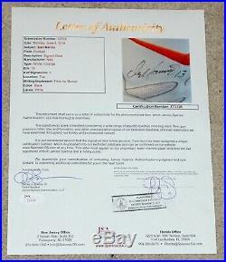 DAN MARINO #13 MIAMI DOLPHINS Signed Auto Game Used Worn NIKE Boot Cleat JSA COA