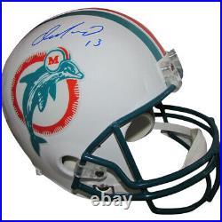 Dan Marino Autographed Miami Dolphins Full-Size Helmet