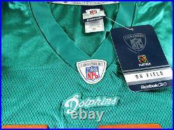 Dan Marino / Autographed Miami Dolphins Reebok On Field Football Jersey / MM Coa