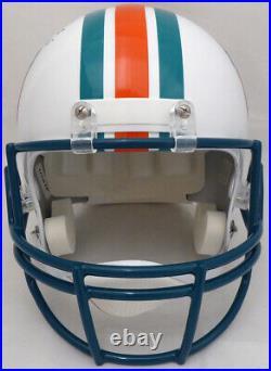 Dan Marino Autographed Signed Dolphins Full Size Helmet Hof 05 Beckett 137987
