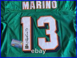 Dan Marino Autographed and Signed Miami Dolphins Jersey