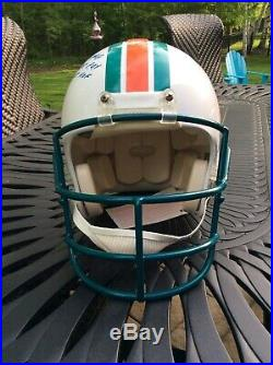 Dan Marino Proline autographed full size Miami Dolphins helmet JSA COA