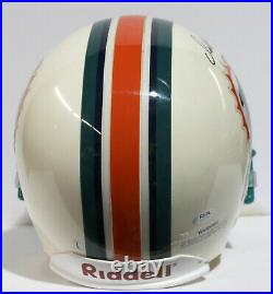 Dan Marino Signed Autographed Full Size Helmet Miami Dolphins PSA/DNA AG51292