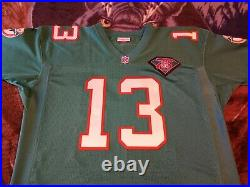 Dan Marino Signed Miami Dolphins Authentic Mitchell & Ness Jersey Upperdeck 1994