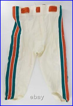 Dan Marino Signed and Game Worn 1990 Miami Dolphins Jersey and Pants MEARS A10