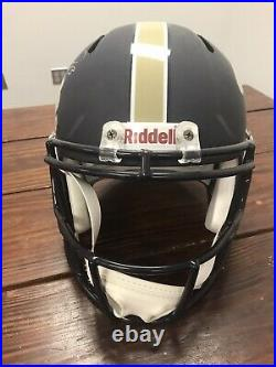 Dan Marino signed Full Size Replica Pitt Helmet