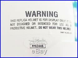 Jsa Certified Don Shula Signed Full Size Riddell Miami Dolphins Football Helmet