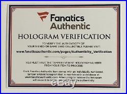 Kenyan Drake Dolphins signed 16x20 Miami Miracle Photo framed auto Fanatics COA