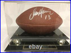 Miami Dolphins Dan Marino Signed Official NFL Football