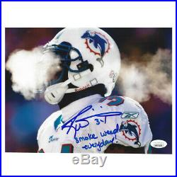 NFL Miami Dolphins Ricky Williams #34 16X20 Autograph Signed Photograph Picture