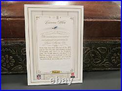 Panini Flawless Platinum Autograph Jersey Auto Dolphins Cameron Wake 1/1 2014