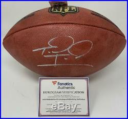 TUA TAGOVAILOA Autographed Miami Dolphins Official NFL Football FANATICS