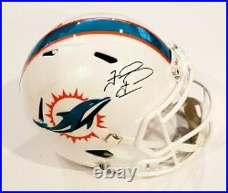 TUA TAGOVAILOA Signed Auto Miami Dolphins F/S Full Size Speed Helmet Fanatics