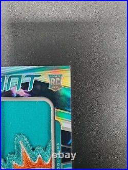 Tua Tagovailoa 2020 Panini Spectra Miami Dolphins Nebula Rookie Auto 1/2 & 2/2