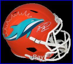 Tua Tagovailoa Autographed Miami Dolphins Amp Full Size Speed Helmet Fanatics