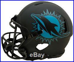 Tua Tagovailoa Autographed Miami Dolphins NFL Eclipse Full Size Helmet Fanatics