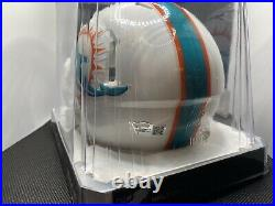 Tua Tagovailoa Miami Dolphins AUTOGRAPHED Riddell Speed Mini Helmet Authentic