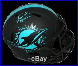Tua Tagovailoa Signed Miami Dolphins Eclipse Full Size Speed Helmet Fanatics
