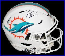 Tua Tagovailoa Signed Miami Dolphins F/s Speedflex Authentic Helmet Fanatics