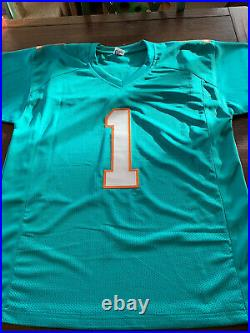Tua Tagovailoa Signed Miami Dolphins Jersey Auto Beckett COA Autographed