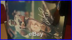 Upper Deck UD Authenticated Mud Dan Marino HOF Signed AUTO Dolphins 8x10 Cc