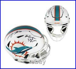 Xavien Howard Signed Miami Dolphins Speed Flex Authentic Helmet with Inscription